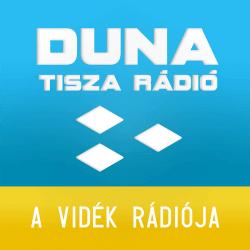 Duna Tisza Rádió logo