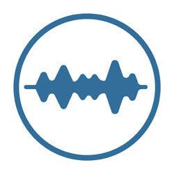 Forrás Rádió logo