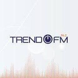 TREND FM - Gazdasági Rádió logo