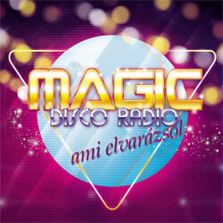 Magic Disco Radio logo