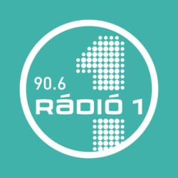 Rádió 1 Pécs logo