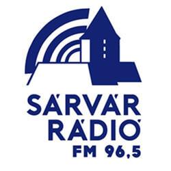 Sárvár Rádió logo